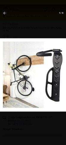 Suporte de parede Bicicleta - Foto 4