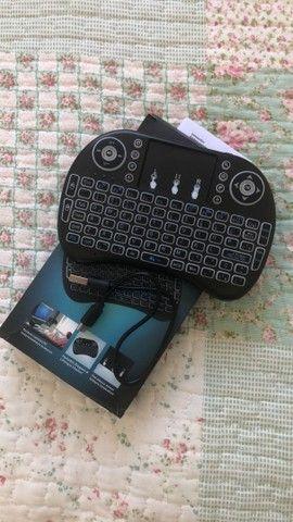 Teclado wifi tv box smart tv - Foto 6