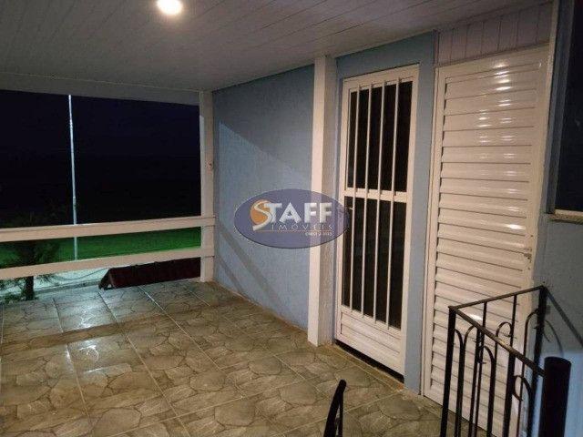 OX2-Casa com 3 quartos, 160 m², à venda por R$ 350.000 Unamar - Cabo Frio/RJ - Foto 3