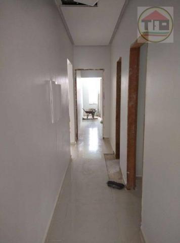 Casa com 3 dormitórios à venda, 115 m² por R$ 310.000,00 - Belo Horizonte - Marabá/PA - Foto 17