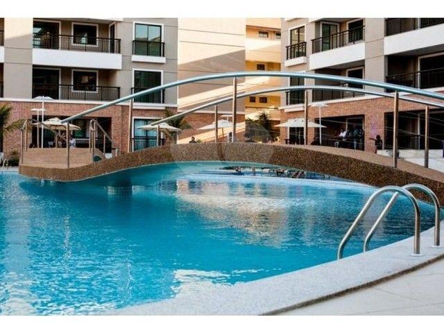 Apartamento à venda com 3 dormitórios em Porto das dunas, Aquiraz cod:31-IM208115 - Foto 2