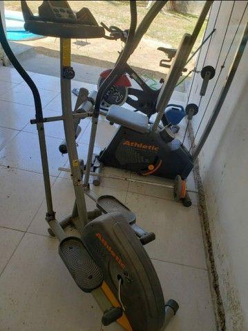Aparelhos de musculação academia em casa - Foto 4