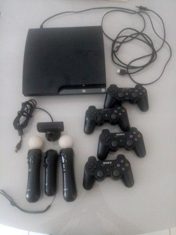 PS3 completo (destravado)