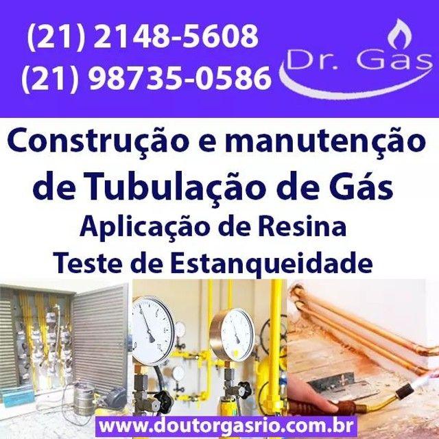 Conversão de churrasqueira - Doutor Gás Rio - Foto 5