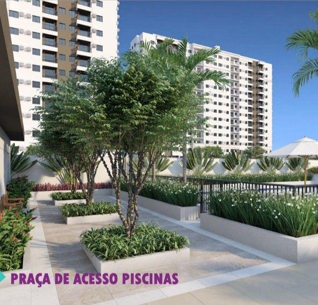 Venda de apartamento com 02 ou 03 quartos - Del Castilho Rio de Janeiro - RJ - Foto 5
