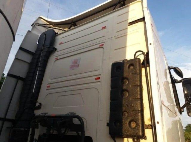 Volvo Fh460 Globetrotter 6x2 Ishift 2012 = Scania 440 - Foto 7