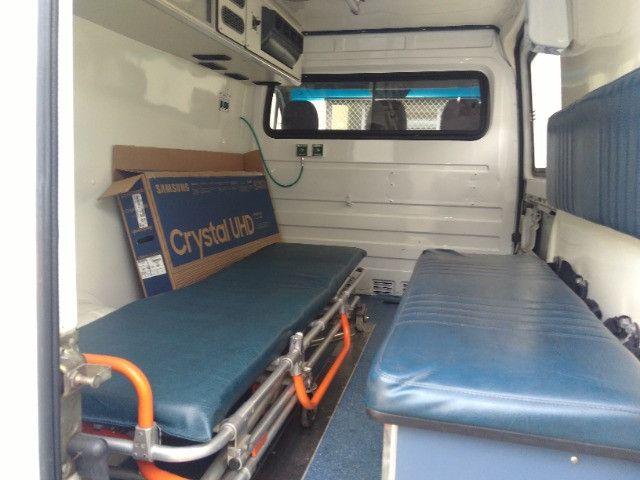 Sprinter 2009 van ambulancia - Foto 4