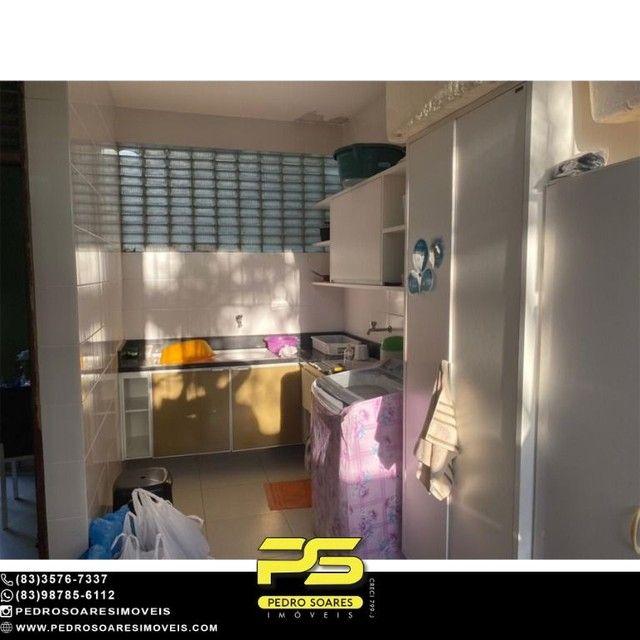 Casa com 5 dormitórios para alugar, 1.120 m² por R$ 16.000/mês - Estados - João Pessoa/PB - Foto 10