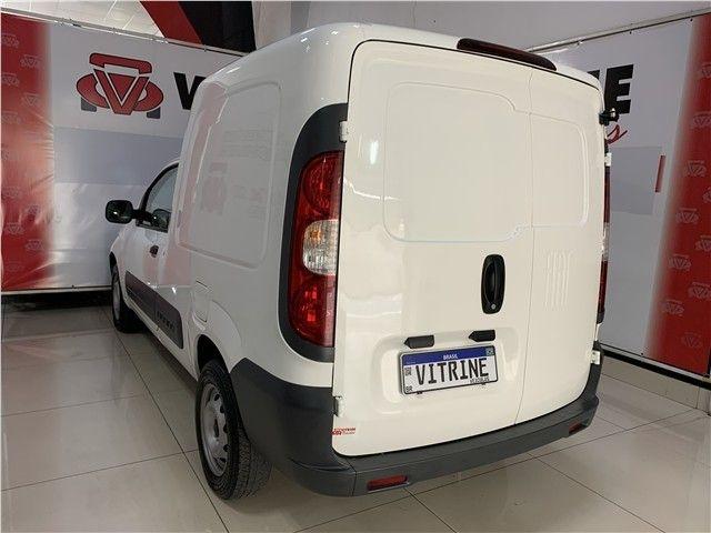 Fiat Fiorino 2020 1.4 mpi furgão hard working 8v flex 2p manual - Foto 5
