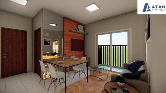 Condomínio Maria Luiza Bitar 2/4 suite e sacada - Foto 8