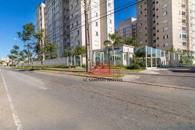 Apartamento com 2 dormitórios à venda, 55,93 m² por R$ 269.000 - Rodovia BR-116, 15480 Fan