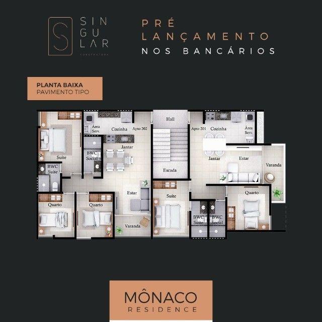 Apartamento nos Bancários com 2/3 quartos e varanda. Pronto para morar  - Foto 7