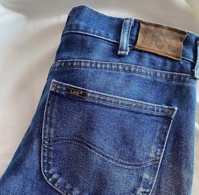 calça mom jeans lee - Foto 2