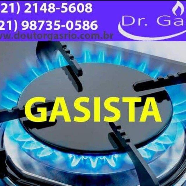 Conversão de churrasqueira - Doutor Gás Rio - Foto 3
