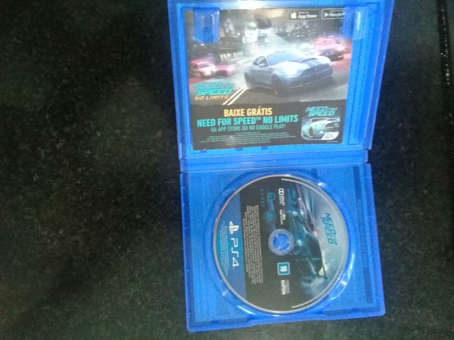Need For Speed ps44 Semi Usado - Foto 3