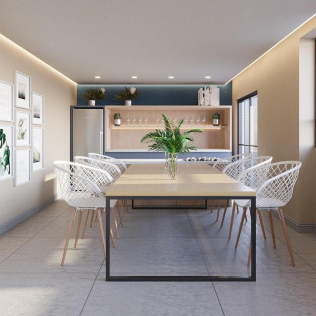 Lançamento no Bessa - Apartamentos 1, 2 e 3 quartos - Elevador e lazer na cobertura - Foto 6