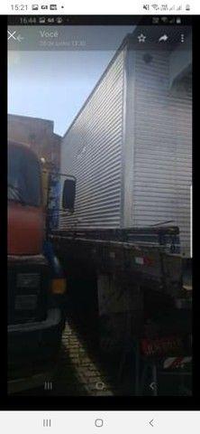 Vendo baú frigorífico para caminhão 3x4  - Foto 6