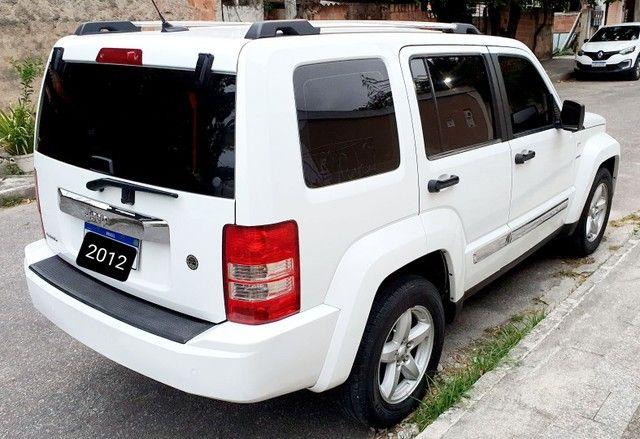 Jeep Cherokee Sport Liberty Limited - GNV 5a Geraçao. - Foto 4
