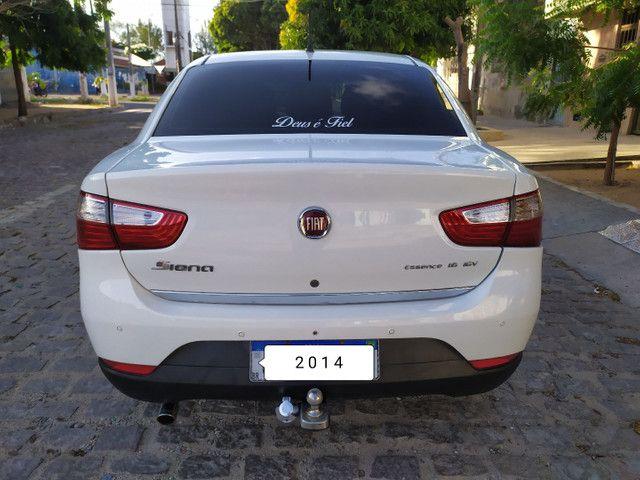 Grand Siena 1.6 2014 Dualogic - Foto 4