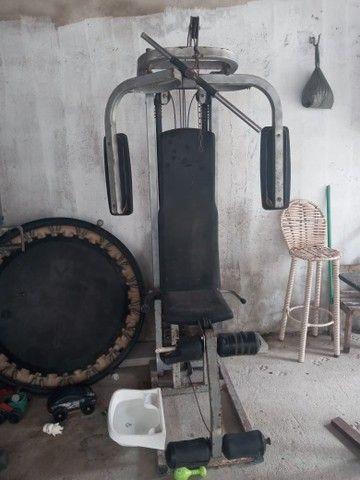 Máquinas pra exercício físicos - Foto 2