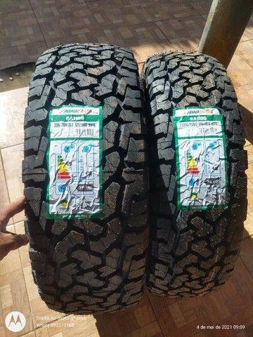 promoção pneus para camionete - Foto 3
