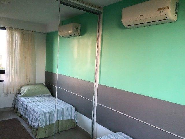 Rio Ariaú-84m²- 3 qtos s/ 1 suíte + escritório- andar intermediário-Mobiliado- Miramar - Foto 10