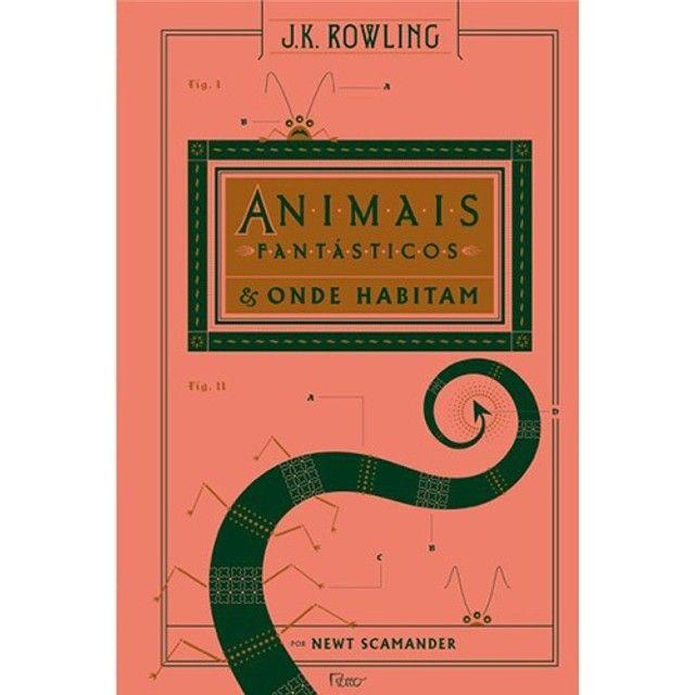 Box - Biblioteca Hogwarts - 3 Volumes - Foto 2