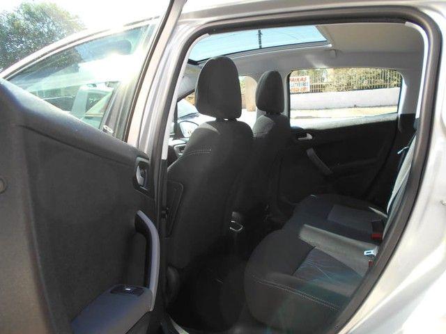 PEUGEOT 208 ALLURE 1.6 FLEX 16V  AUTOMATICO - Foto 19