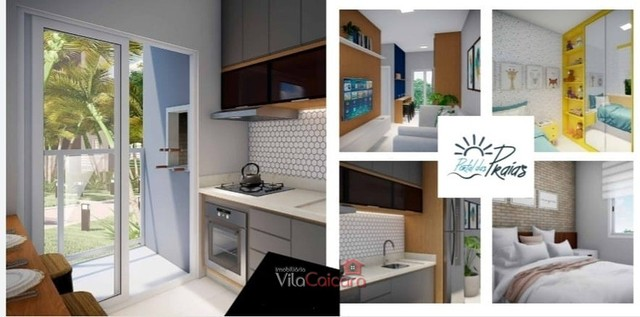 Apartamento no Sertaozinho em Matinhos Parana - Foto 6