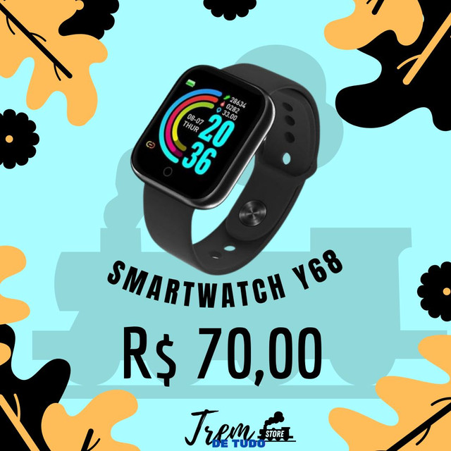 Smartwatch Y68?