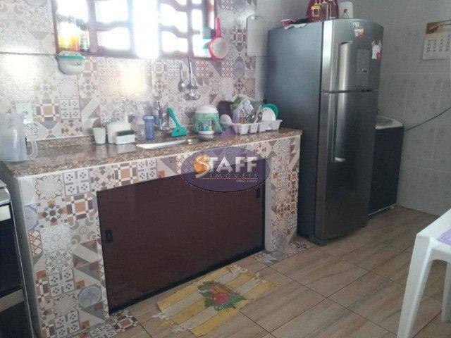 OX2-Casa com 3 quartos, 160 m², à venda por R$ 350.000 Unamar - Cabo Frio/RJ - Foto 8