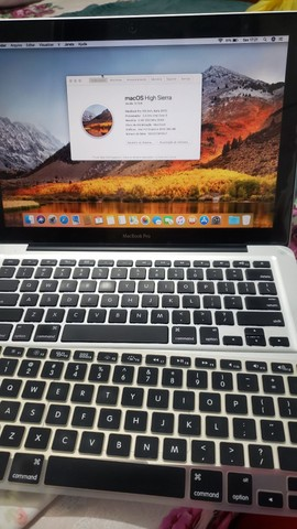 MacBook Pro (13-incly, Early 2011) Usado - Foto 6