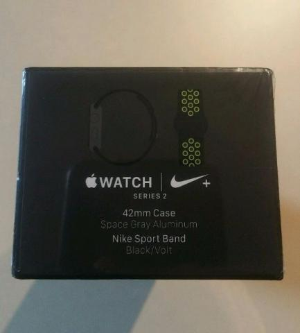 Apple Watch Serie 2 42mm *NOVO
