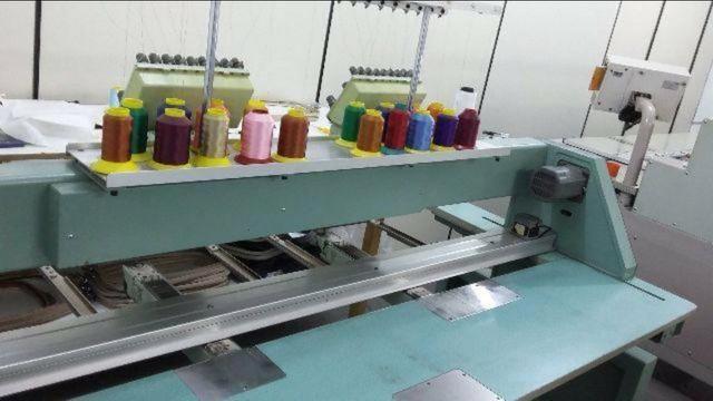 Maquina de bordar tajima