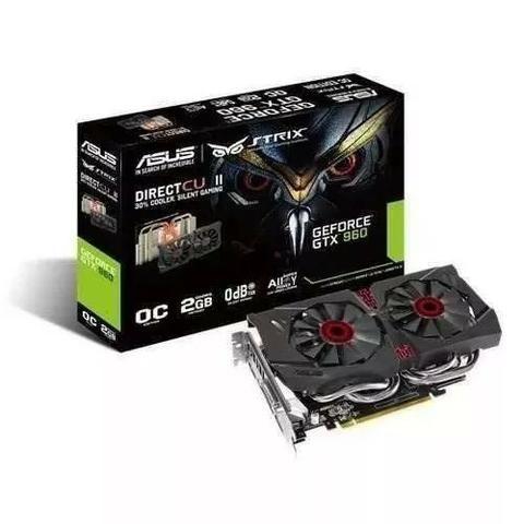 Gtx960 2gb Asus Strix 128bits