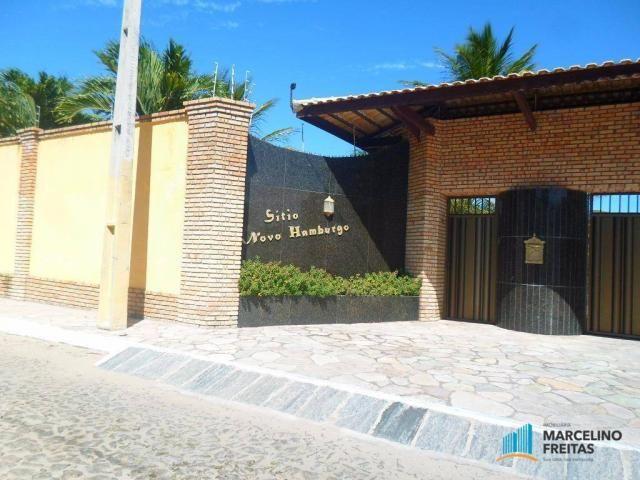 Sítio rural à venda, River Parque, Eusébio - SI0008. - Foto 4