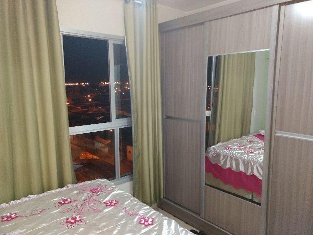 Apartamento todo planejado qr 408 com vaga de garagem coberta , 01 quarto (61) 98328-0000