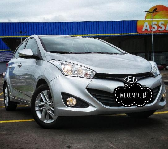 Hyundai HB20 Premium Automatico Otimo estado