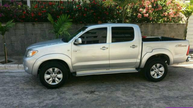 Hilux 2.5 extra