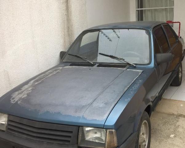 Gm - Chevrolet Chevette 87