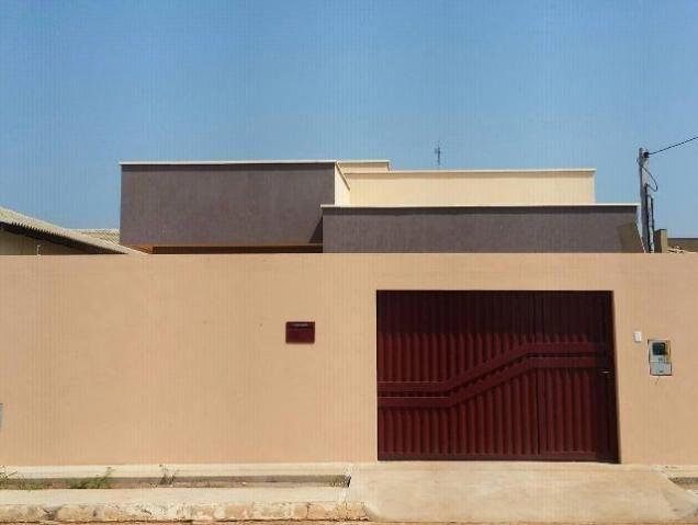 Casa nova na 604 Norte