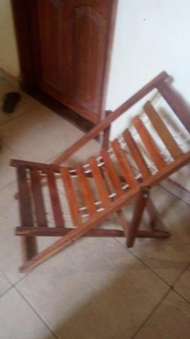Cadeira macacauba prática