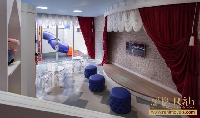 Apartamento com 3 suítes área de lazer com piscina adulto e piscina infantil - Foto 11