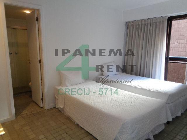 IP2069R - Vieira Souto - Ipanema - Foto 8