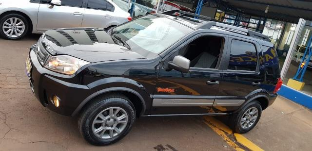 Ford Ecosport FREESTYLE 1.6 4P