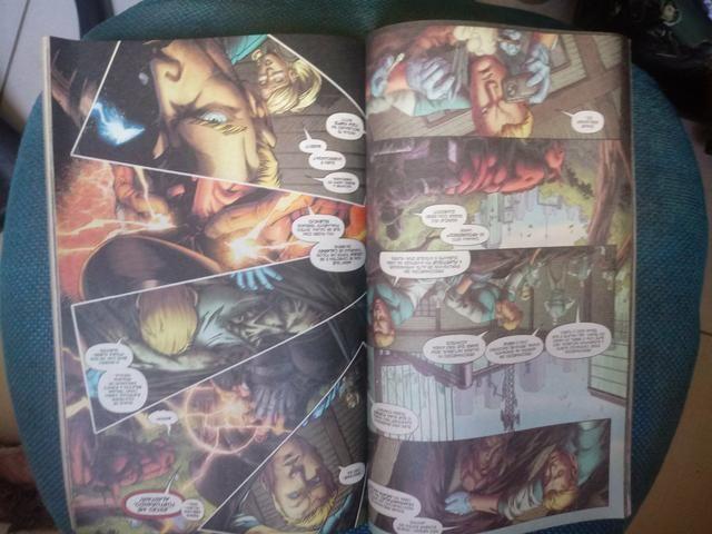 3 revistas em quadrinhos ! sem detalhes ! - Foto 5