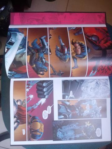 3 revistas em quadrinhos ! sem detalhes ! - Foto 2