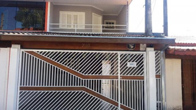 Casa com 3 dormitórios à venda, 180 m² por R$ 430.000 - Bosque dos Eucaliptos - São José d