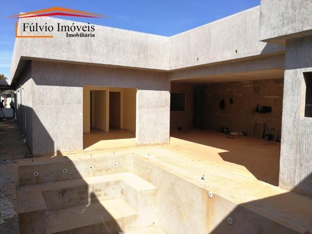 Espetacular casa moderna de alto padrão Vicente Pires