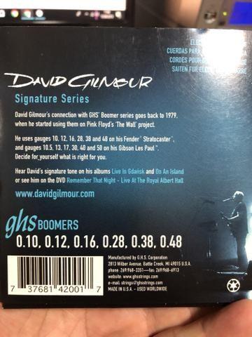 Cordas P Guitarra 0.10 - 0.48 Made in USA - Foto 2
